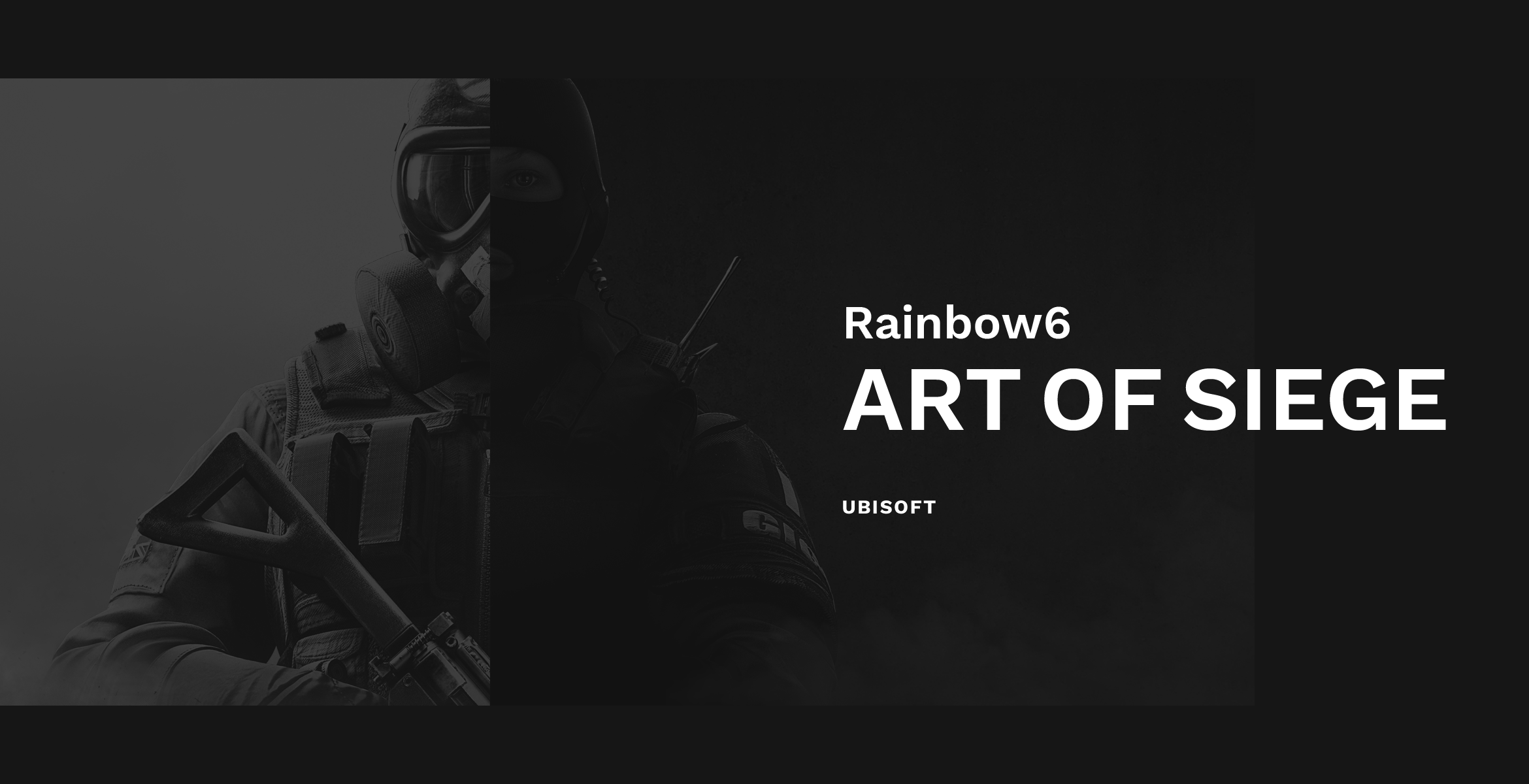 Rainbow 6 | Art of Siege
